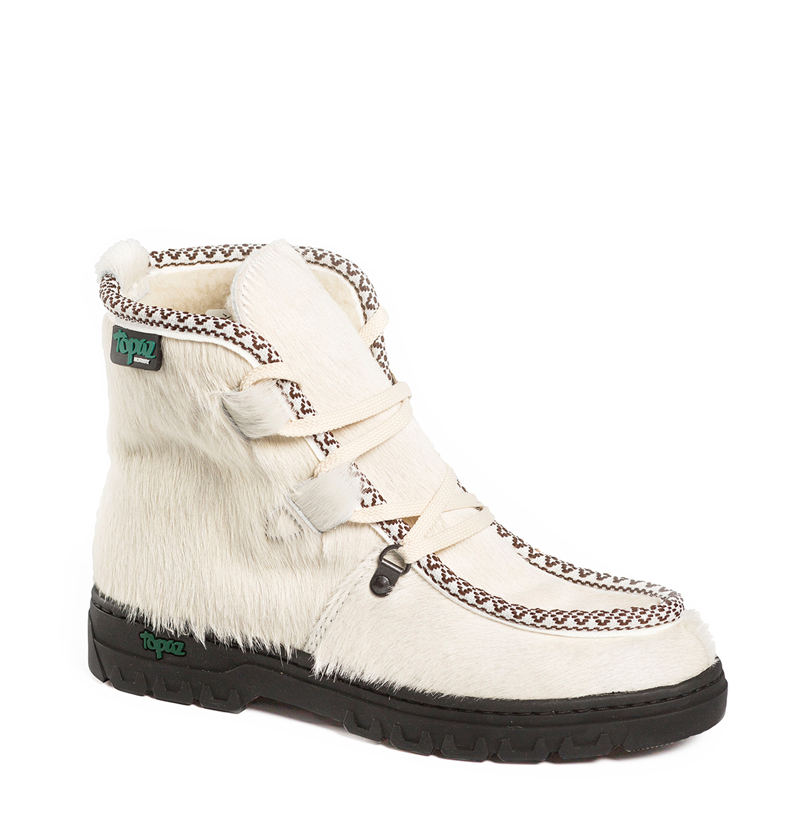 topaz 65 by oslo white - Topaz of Norway - Winter boots