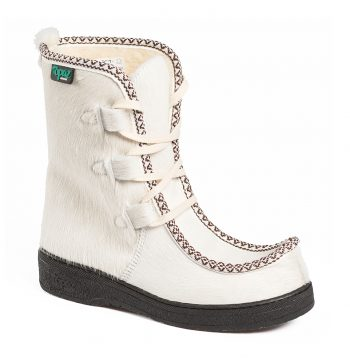 Topaz 60 by oslo white boots